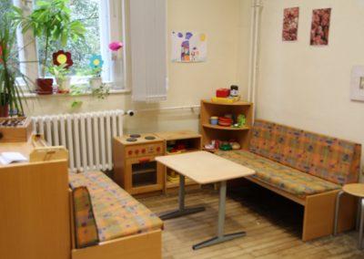Ein Freizeitraum der kleinen Klassen
